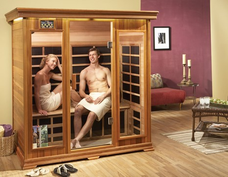 sauna your way to health with a finnleo infrared sauna - Infared Sauna