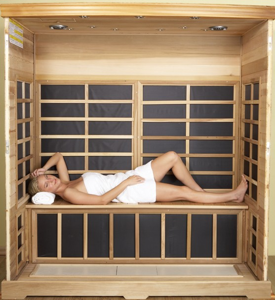 Suffering From Chronic Pain? An Infrared Sauna Can Help According to Japanese Study