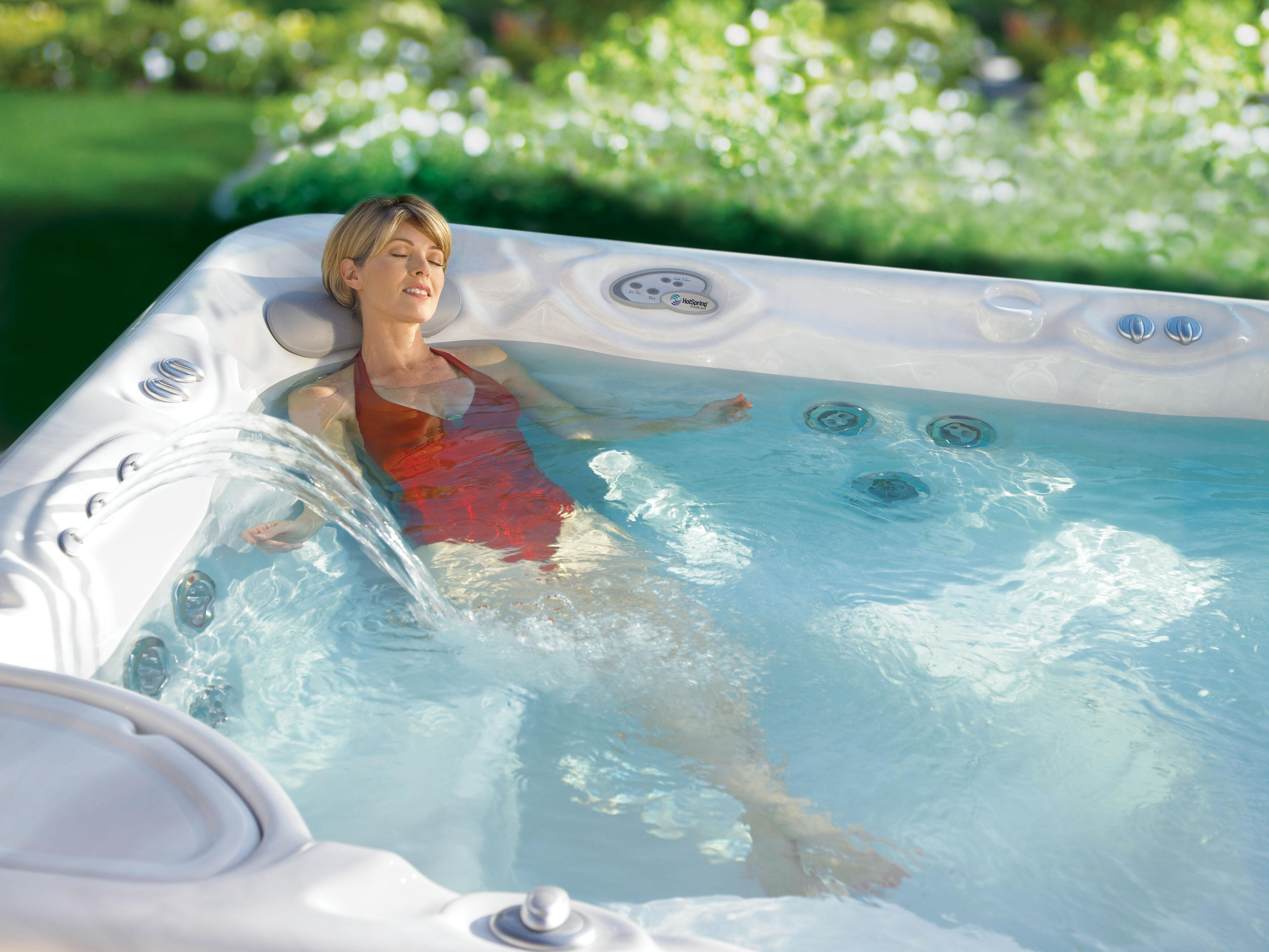 hot springs aria owners manual