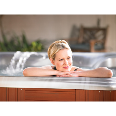 It's Pursuit of Happiness Week-Soaking in Your Hot Tub Will Definitely Increase Your Happiness!