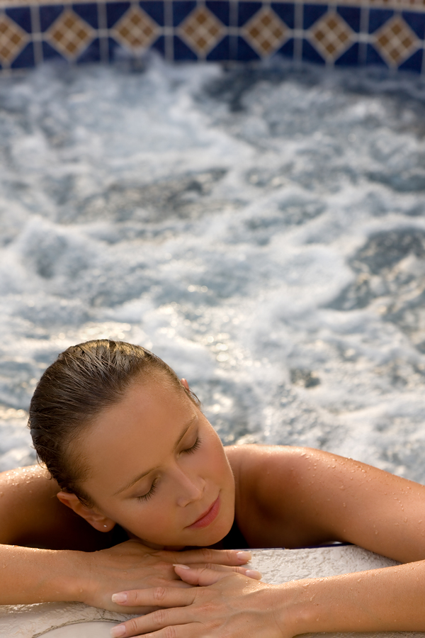 #1 Reason People Buy Hot Tubs? Relaxation!