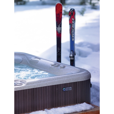 Take Winter By Storm-Install Your Hot Tub Now