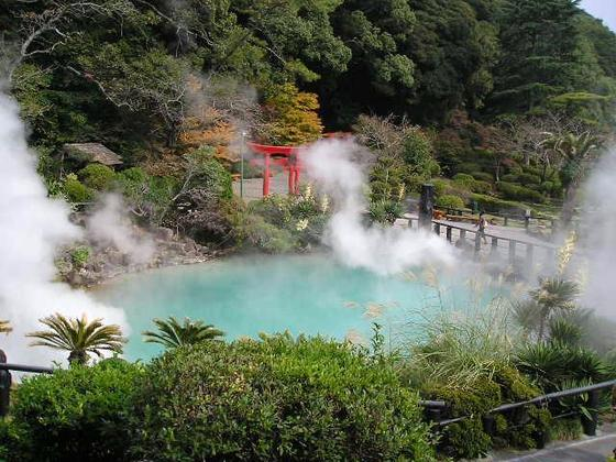Create a Japanese Hot Spring Experience in Your Hot Tub