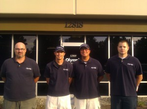 Olympic Hot Tub Valet Team Group Photo July 2013