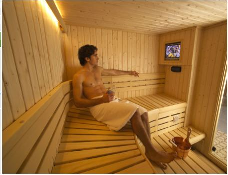 Sauna Before or After Your Workout? That's the Hot Question