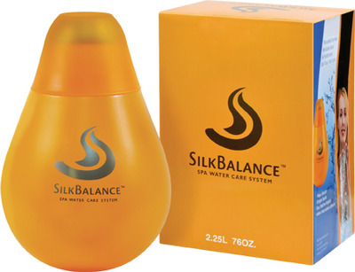 Hot Tub Dry Skin? Itch No More With SilkBalance Watercare!