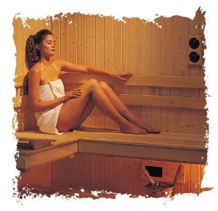 5 Ways A Healthy Sauna Sweat Improves Your Skin