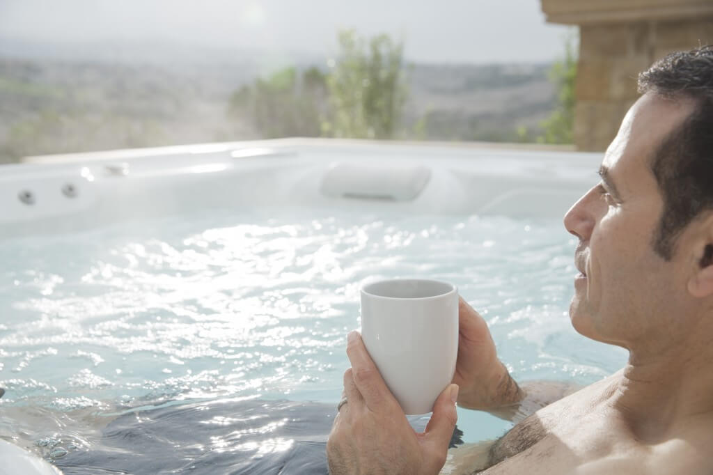 Hot Tub Before Breakfast for a Great Start To Your Day