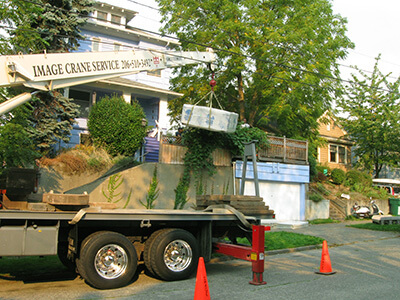 How to Use a Crane Company to Lift Your Hot Tub to Your Dream Spot