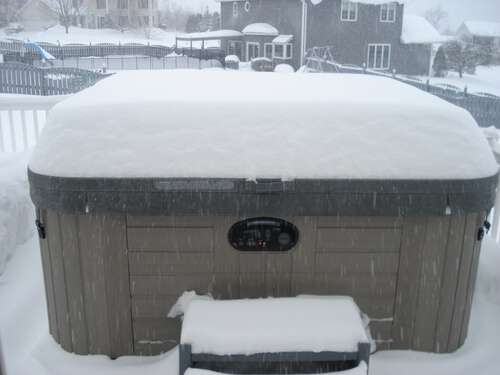 5 Important Tips for Taking Care of Your Hot Tub Cover This Winter