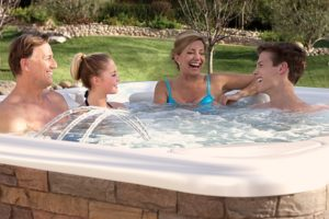 hot-spring-family-of-four-with-spastone-surround-jpg