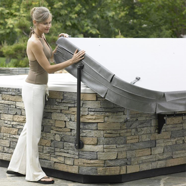 Tips to keep your hot tub cover in good shape—and WHEN you really need to get a new one