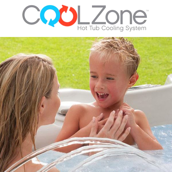 Cool Zone Hot Tub Cooling