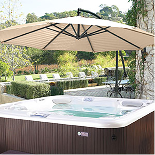 Hot Spring® Spa Side Umbrella - Olympic Hot Tub