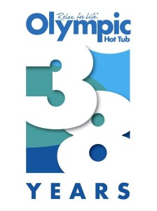 Olympic Hot Tub 38 years