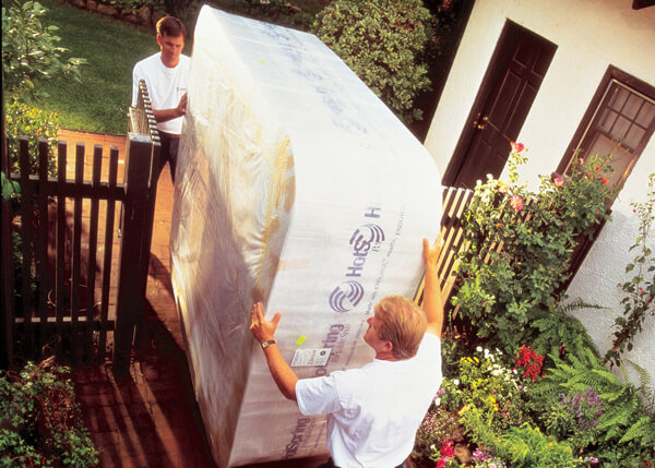 Hot Tub Delivery