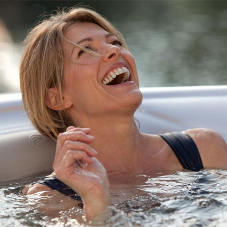 Buy the Right Hot Tub Family Image