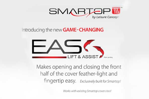 Smartop Announces NEW EAS Coverlifter