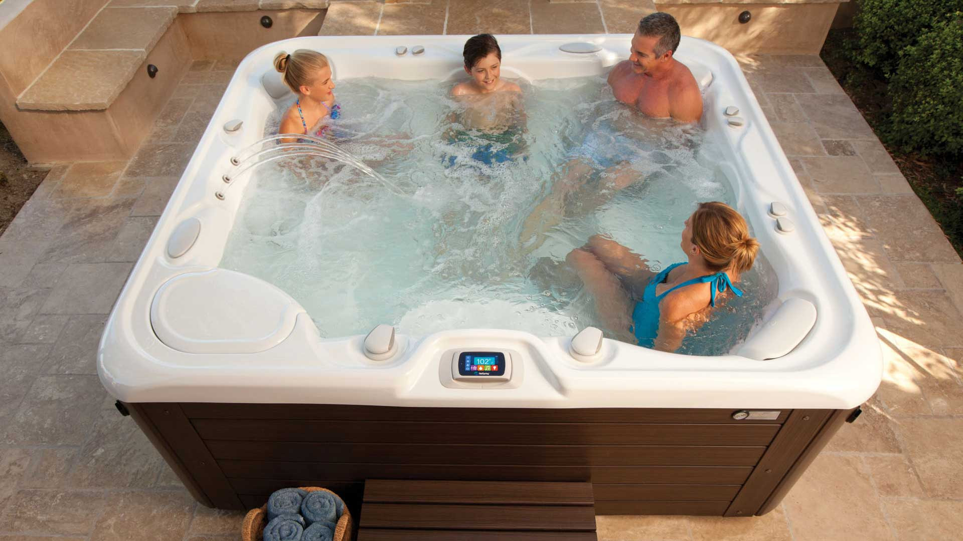 How to Turn your Hot Tub into a Cool Pool - Olympic Hot Tub