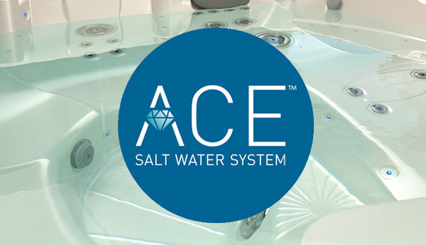 Dry skin from hot tub soaking? Switch to a hot tub with salt water