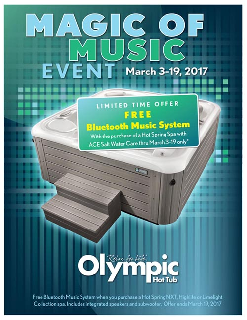 Free Hot Tub >> Music In A Hot Tub Is Magic Especially When The Music Is Free