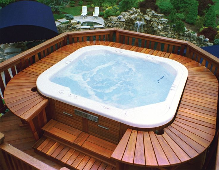 Do You Want To Build A Hot Tub Into Your Deck 5 Tips You