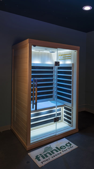 The days are getting shorter…is it affecting your mood? An infrared sauna may be the key