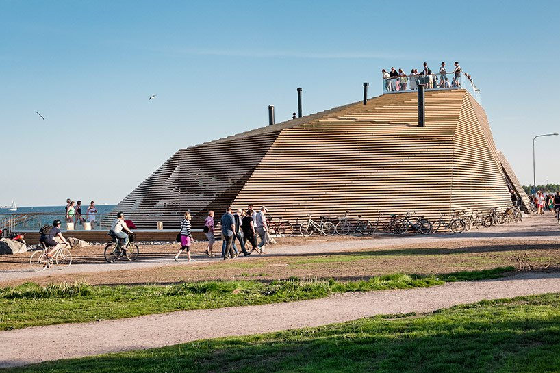 If you're a diehard sauna enthusiast, it's time to visit Helsinki's Loyly