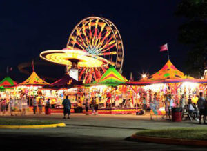 Picture of a fair