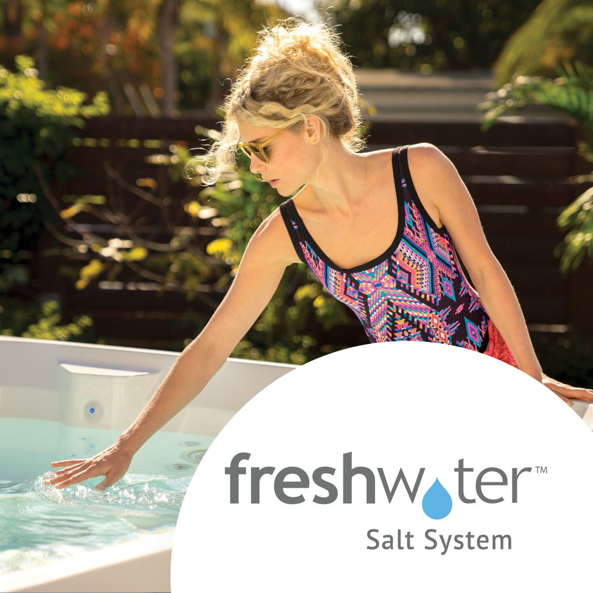 Dispelling myths about salt water hot tubs