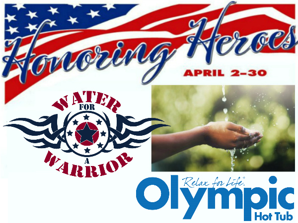Our 3rd Annual Honoring Heroes Event supports our combat wounded vets