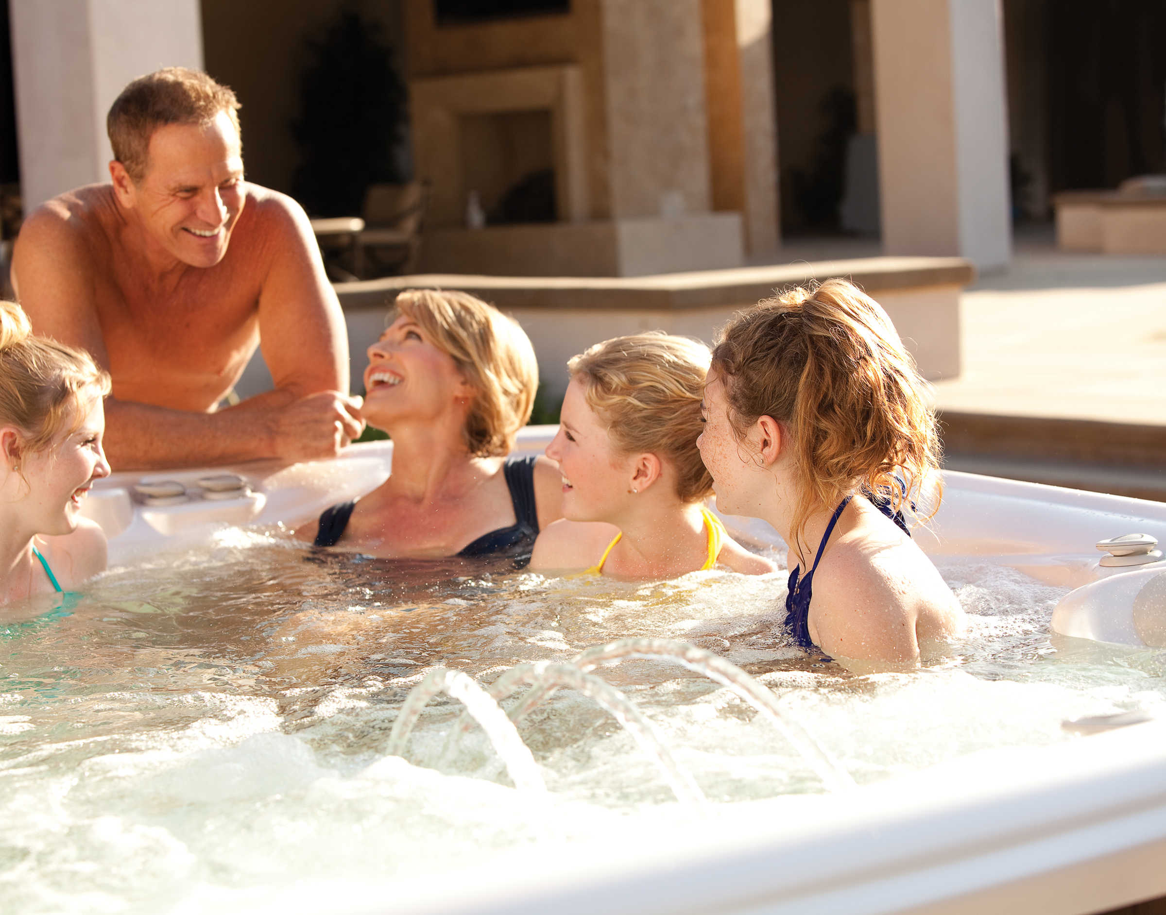 Great gifts for the hot tub lovin' Dad