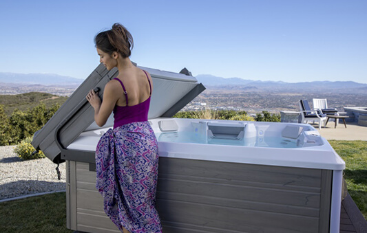 Hot tub shopping: Get the right tub for you instead of the right now tub