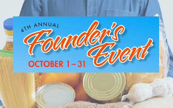 Olympic Hot Tub's 4th Annual Founder's Event, October 2020