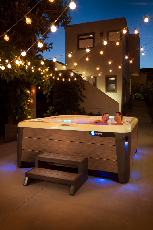 Five top things to consider when buying a hot tub right now