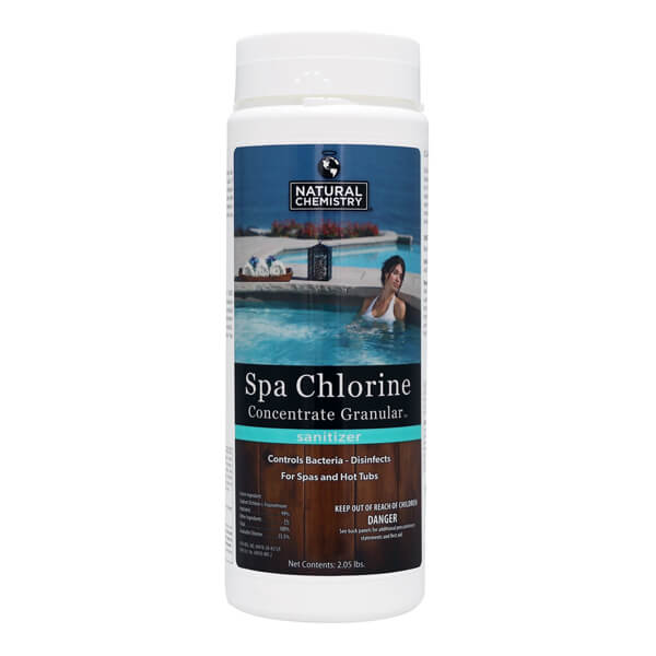 Natural Chemistry Spa Chlorine Concentrate Granular product