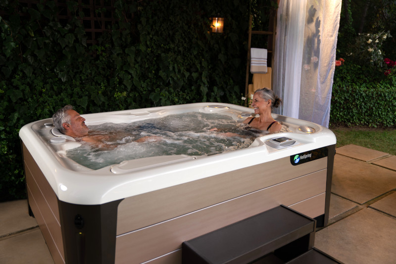 Do you struggle with blood pressure? A hot tub could help