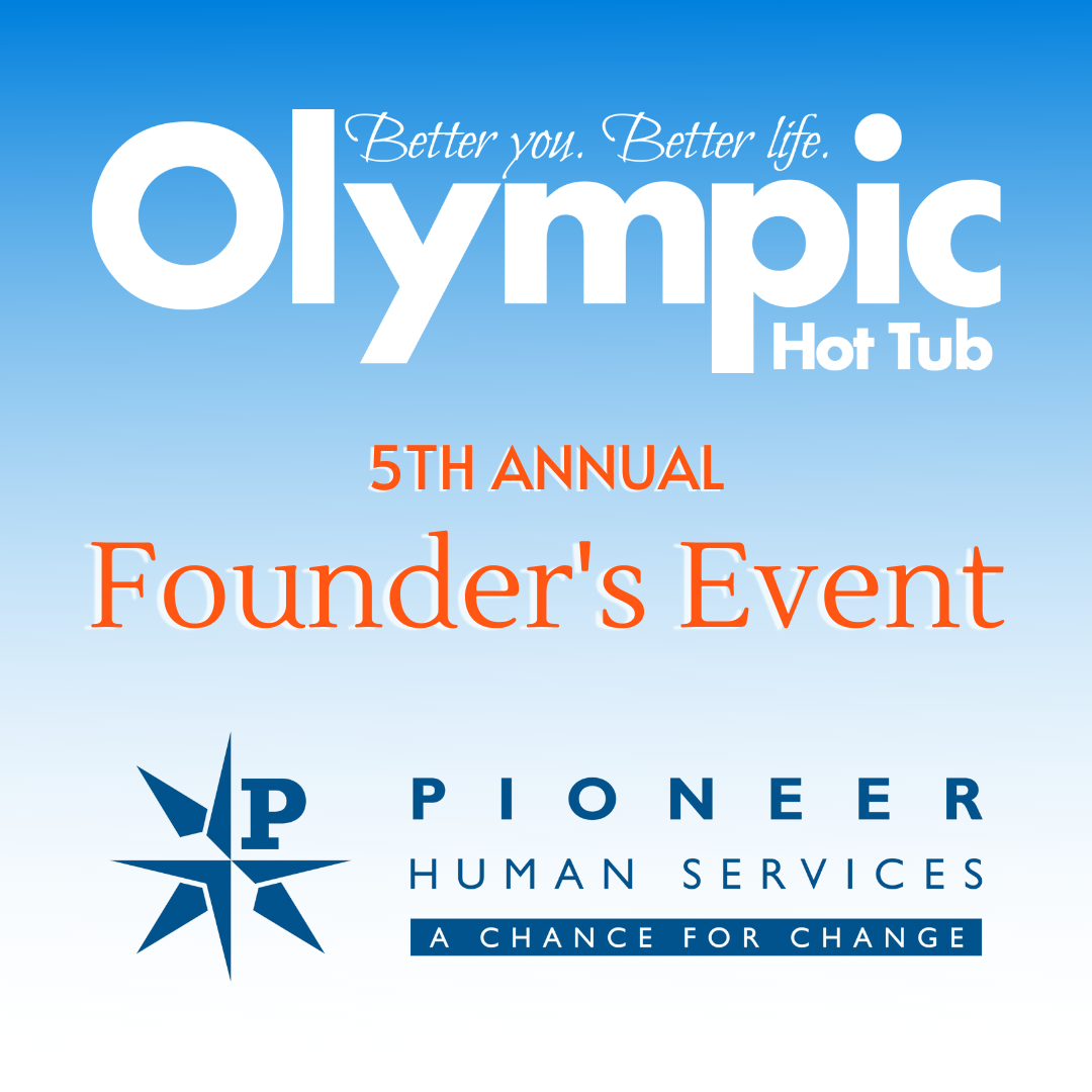 Our Founder's Event this year gives those a chance for change